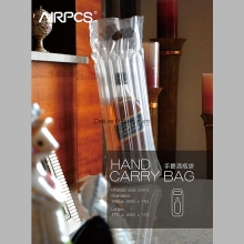 AIRPCS Handled Wine Bag for 1 Bottle